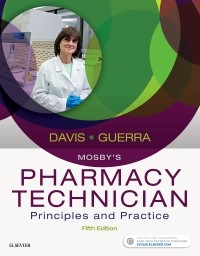 Image of Mosby's Pharmacy Technician : Principles And Practice