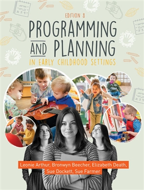 Image of Programming And Planning In Early Childhood Settings