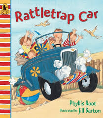Image of Rattletrap Car