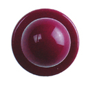 Image of Chefs Jacket Button Burgundy Each