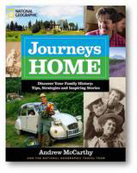 Image of Journeys Home : Inspiring Stories Plus Tips And Strategies To Find Your Family History