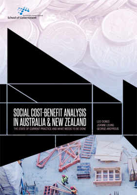 Image of Social Cost-benefit Analysis In Australia And New Zealand : The State Of Current Practice And What Needs To Be Done