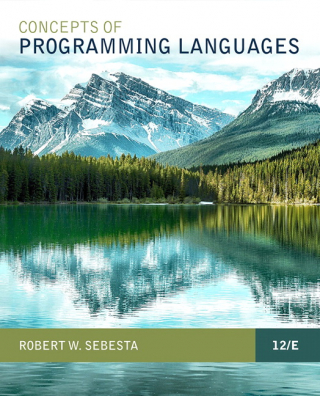 Concepts Of Programming Languages : Global Edition