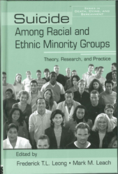 Image of Suicide Among Racial & Ethnic Minority Groups Theory Research & Practice