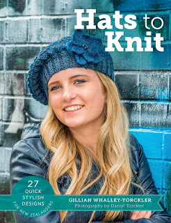 Image of Hats To Knit : 27 Quick Stylish Designs For New Zealanders