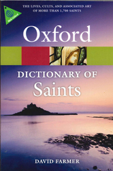 Image of Oxford Dictionary Of Saints