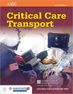 Image of Critical Care Transport