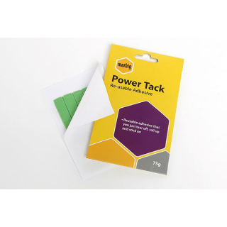 Image of Power Tack Marbig 75g Green
