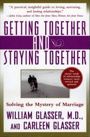 Image of Getting Together And Staying Together : Solving The Mystery Of Marriage