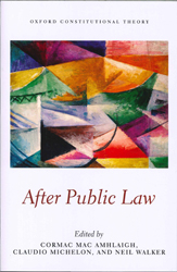 Image of After Public Law