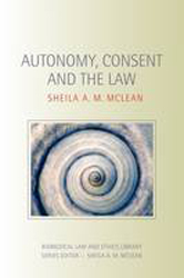 Image of Autonomy, Consent And The Law