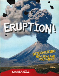 Image of Eruption : Discovering New Zealand Volcanoes