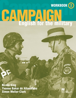 Image of Campaign 2 : English For The Military Workbook
