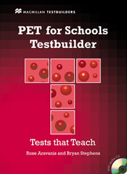Pet For Schools Testbuilder : With Key Pack