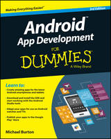 Image of Android App Development For Dummies