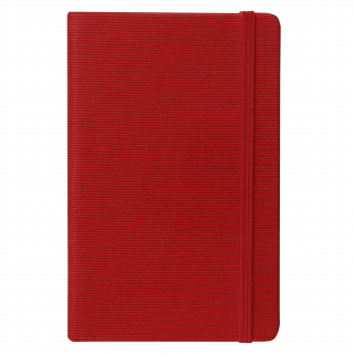 Image of Journal Fabio Ricci Tria 9x14 Lined Red