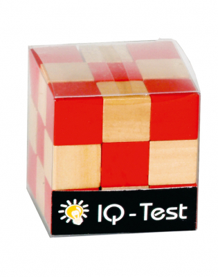 Image of Iq Test Crazy Cube