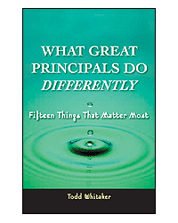 Image of What Great Principals Do Differently Study Guide