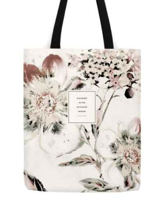 Image of Lord Byron Pathless : Tote Bag