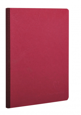 Image of Visual Diary Clairefontaine Bound A5 Red