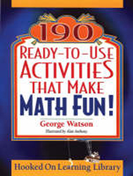 Image of 190 Ready To Use Activities That Make Math Fun!