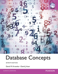 Image of Database Concepts : Global Edition