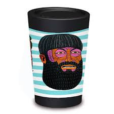 Image of Cuppacoffeecup Coffee Cup Three Beards