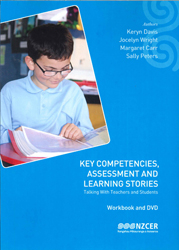 Image of Key Competencies Assessment And Learning Stories : Talking With Teachers And Students