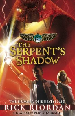 Serpent's Shadow : Kane Chronicles Volume Three