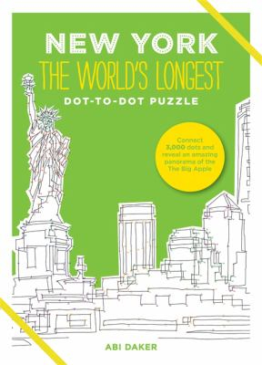 Image of New York : The World's Longest Dot-to-dot Puzzle
