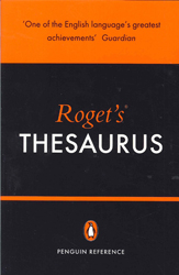 Image of Rogets Thesaurus Of English Words & Phrases 150 Anniversary Edition