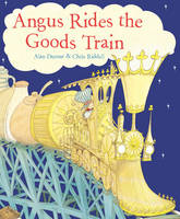 Image of Angus Rides The Goods Train