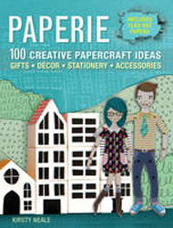 Image of Paperie : 100 Creative Papercraft Ideas - Gifts Decor Stationery Accessories