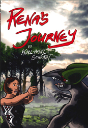 Image of Rena's Journey Graphic Novel