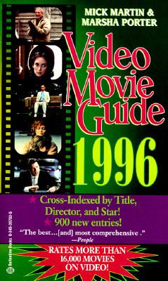 Image of Video Movie Guide 1996