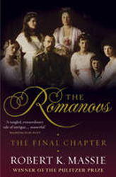 Image of Romanovs : The Final Chapter : An Underground History Of Paris