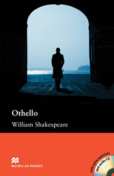 Image of Othello : Macmillan Readers Level 5 Intermediate Audio Pack