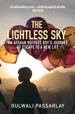 Image of The Lightless Sky : An Afghan Refugee Boys Journey Of Escapeto A New Life