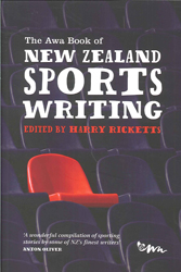Image of The Awa Book Of New Zealand Sports Writing