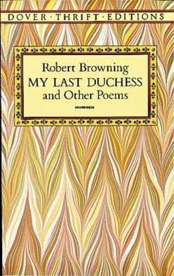 Image of My Last Duchess & Other Poems