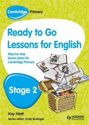 Image of Cambridge Primary Ready To Go Lessons For English Stage 2