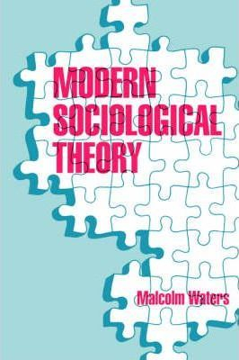 Image of Modern Sociological Theory