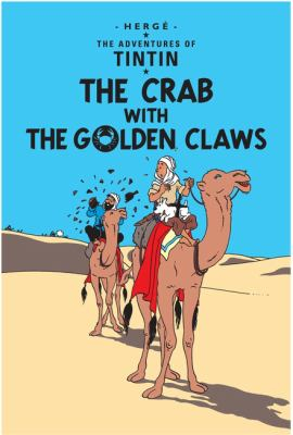 Image of Crab With The Golden Claws : The Adventures Of Tintin