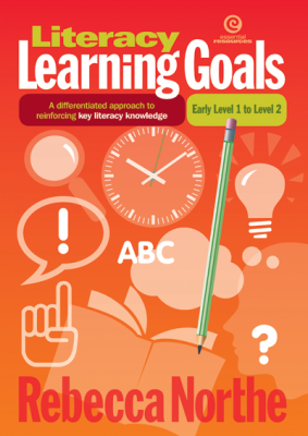 Image of Literacy Learning Goals Early Level 1 To Level 2