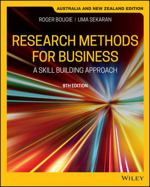 Image of Research Methods For Business : A Skill Building Approach : Australia And New Zealand Edition
