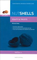 Equity And Trusts : Nutshells