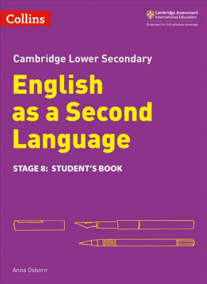 Cambridge Lower Secondary English As A Second Language Stage8 Teacher's Guide Collins