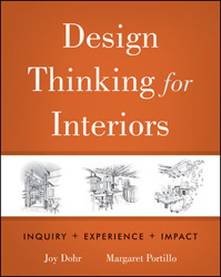 Image of Design Thinking For Interiors : Inquiry Experience Impact