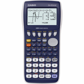 Image of Calculator Casio Power Graphic Fx9750gii