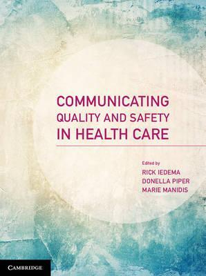 Image of Communicating Quality And Safety In Health Care